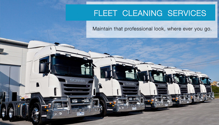Fleet Cleaning New York and New Jersey