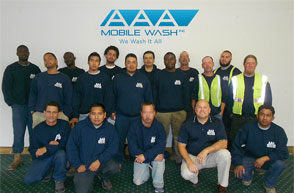 AAA Mobile Wash, Inc. : industrial parking lot painting NJ industrial power washing NY NJ industrial water reclamation